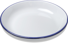 45626 26cm rice_pasta plate shad