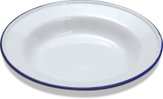 46024 24cm soup plate shad
