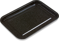 942938 38cm rect backing tray shad